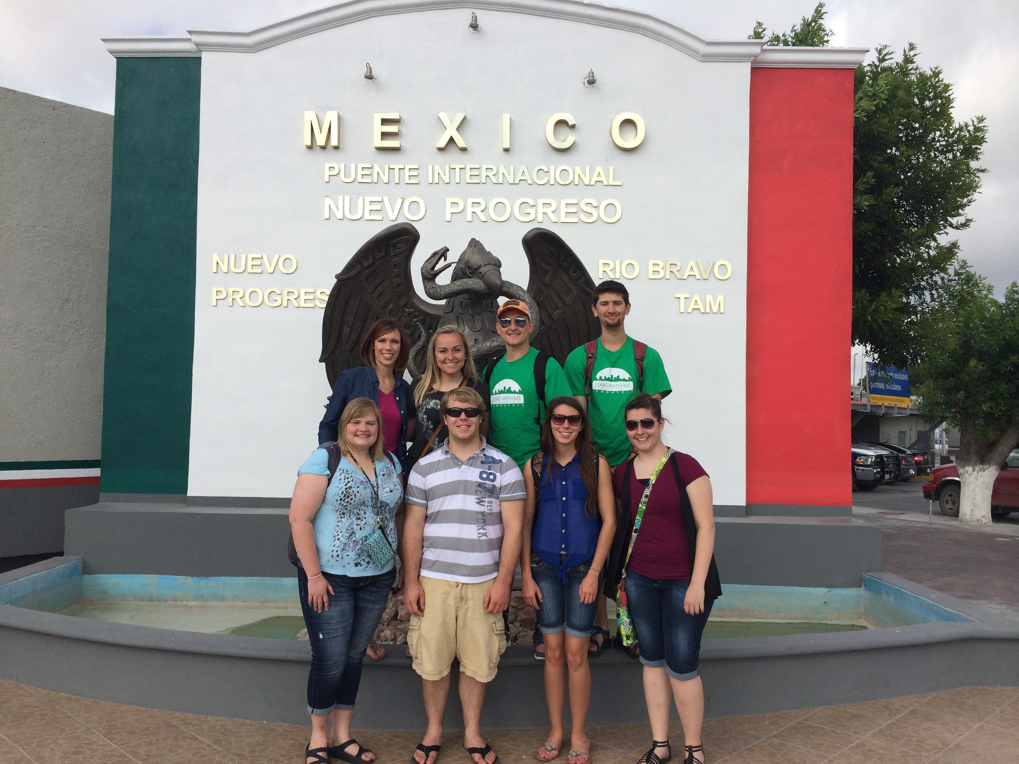 Latest News | | Serving in Reynosa, Mexico and the Rio